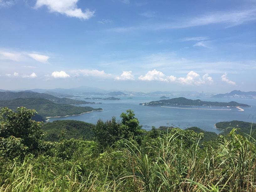 Hiking 6.8.16 Lo Yan Shan (16)