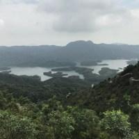 楊屋村>黃泥墩灌溉水塘>大欖涌水塘(千島湖)>掃管笏村