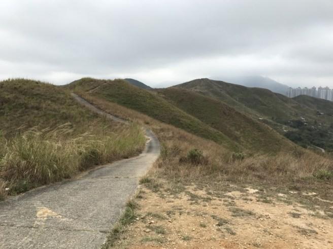 Hiking 11.3.17 Wa Shan (3)