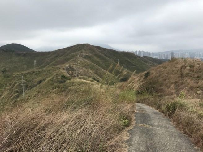 Hiking 11.3.17 Wa Shan (6)