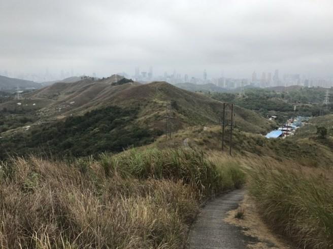 Hiking 11.3.17 Wa Shan (8)
