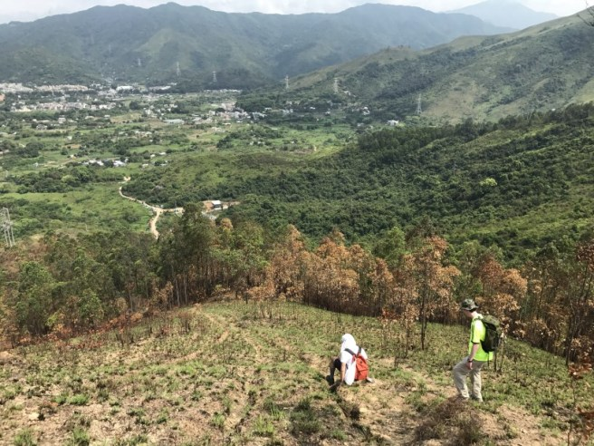 Hiking 15.4.2017 Ki Lun Shan (45)