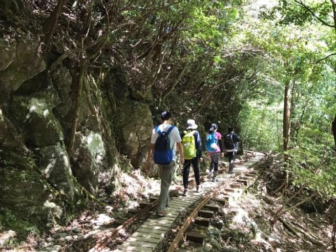 Hiking 8.5.17 - Jomon Sugi yakushima (61)