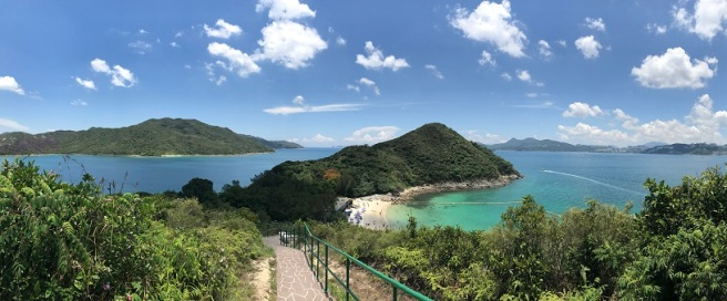 Hiking 26.5.2018 Hap Mun Bay