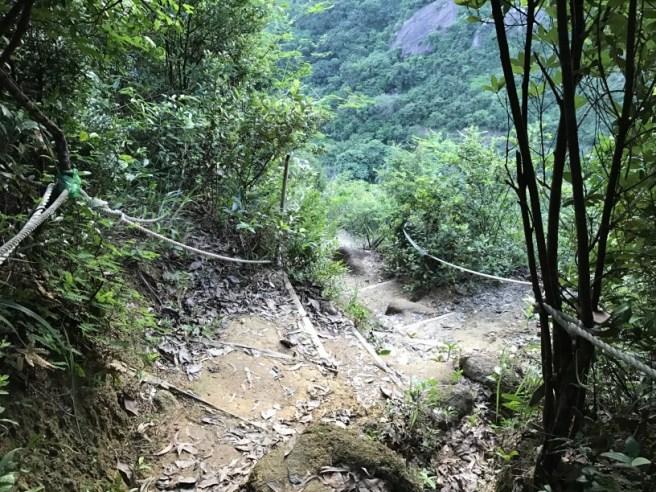 Hiking 28.7.17 Shum Wan Shan (20)