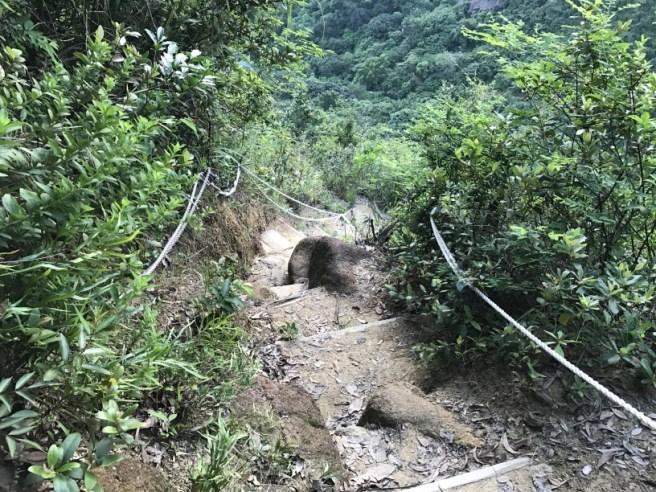 Hiking 28.7.17 Shum Wan Shan (21)