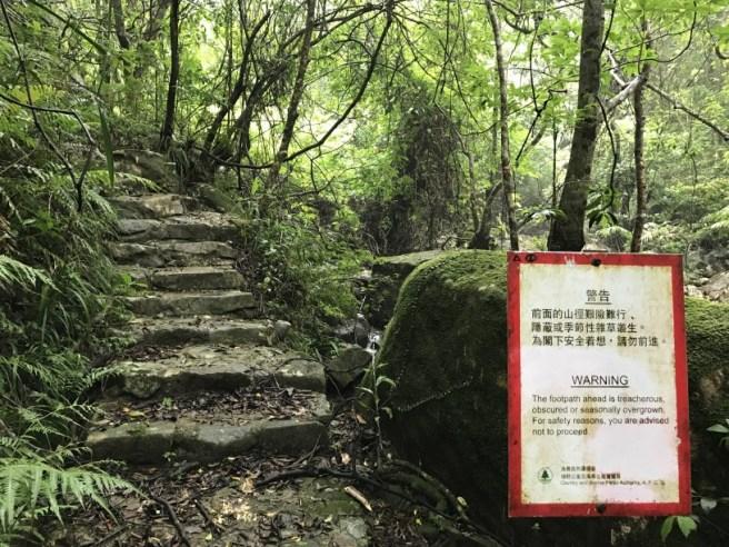 Hiking 23.9.17 Tai Po Kau Fire lookout (10)
