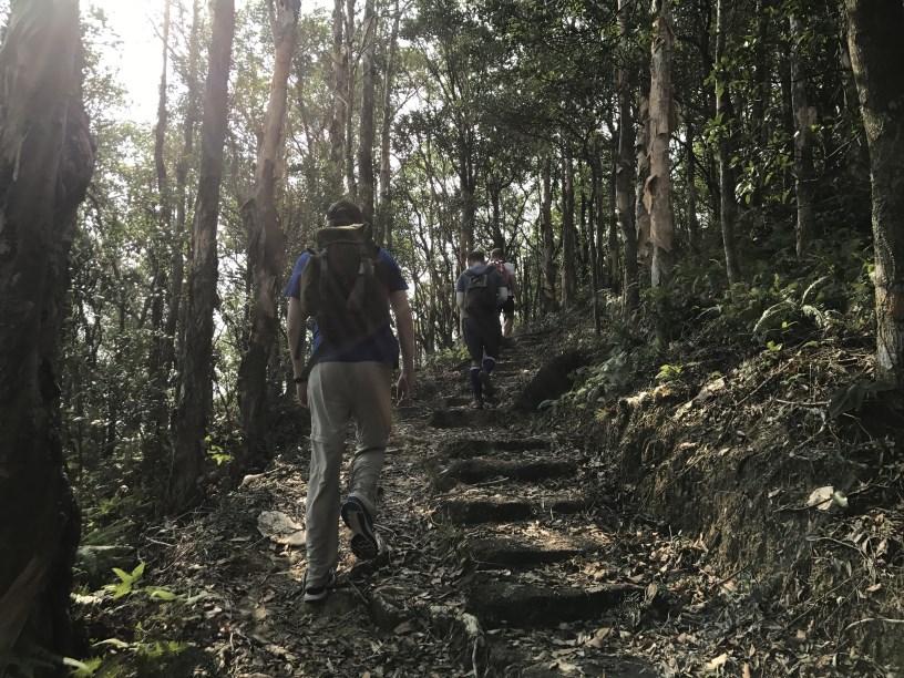 Hiking 11.11.2017 Lo Fu Kei Shek (2)