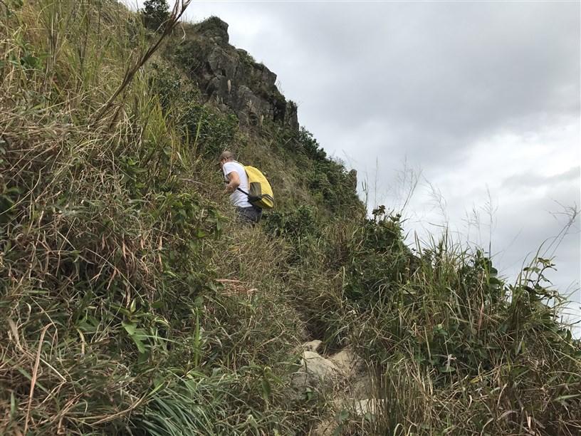 Hiking 26.11.2017 Kowloon Peak (10)
