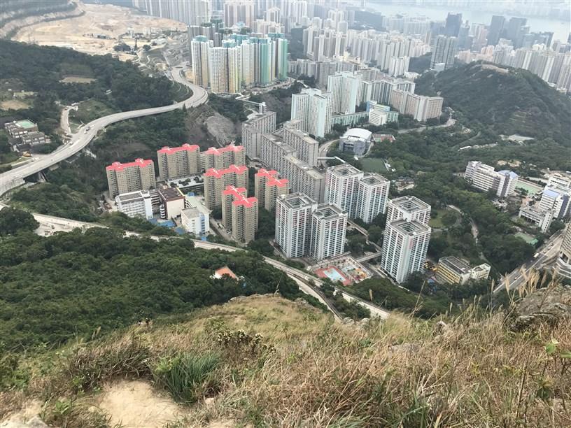 Hiking 26.11.2017 Kowloon Peak (11)