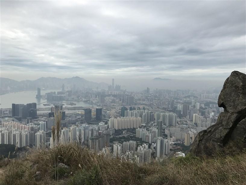 Hiking 26.11.2017 Kowloon Peak (14)