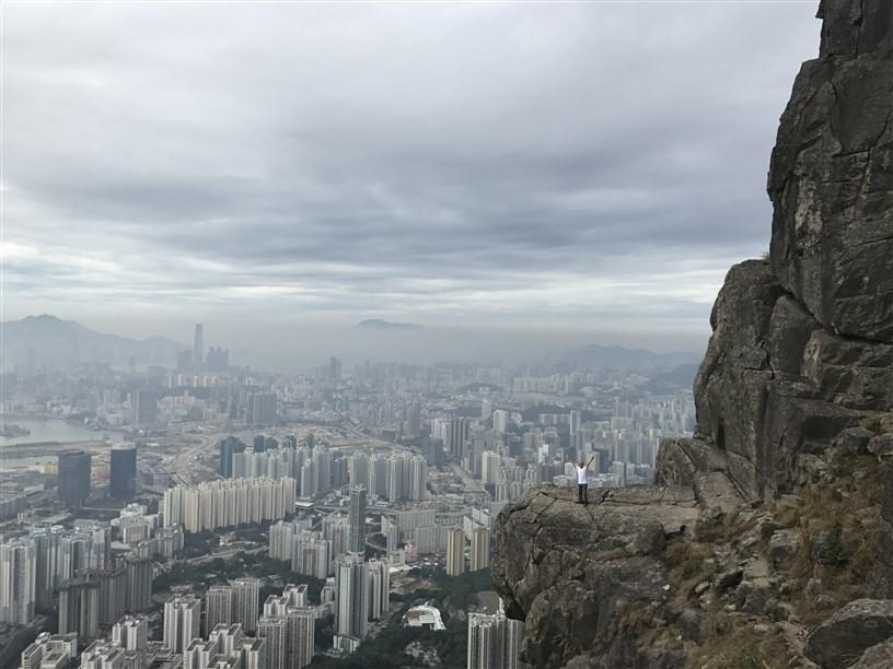 Hiking 26.11.2017 Kowloon Peak (15)