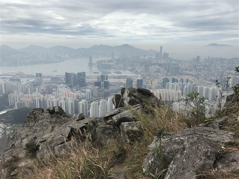 Hiking 26.11.2017 Kowloon Peak (16)