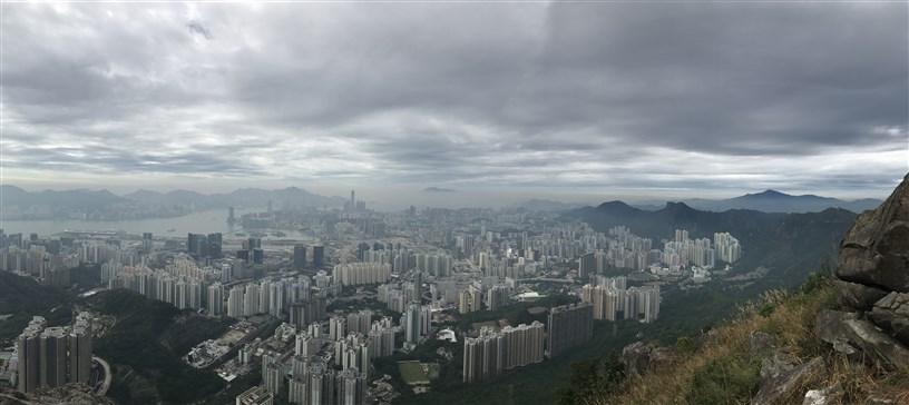 Hiking 26.11.2017 Kowloon Peak (18)