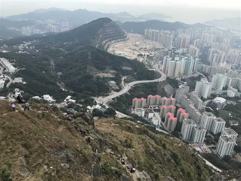 Hiking 26.11.2017 Kowloon Peak (19)