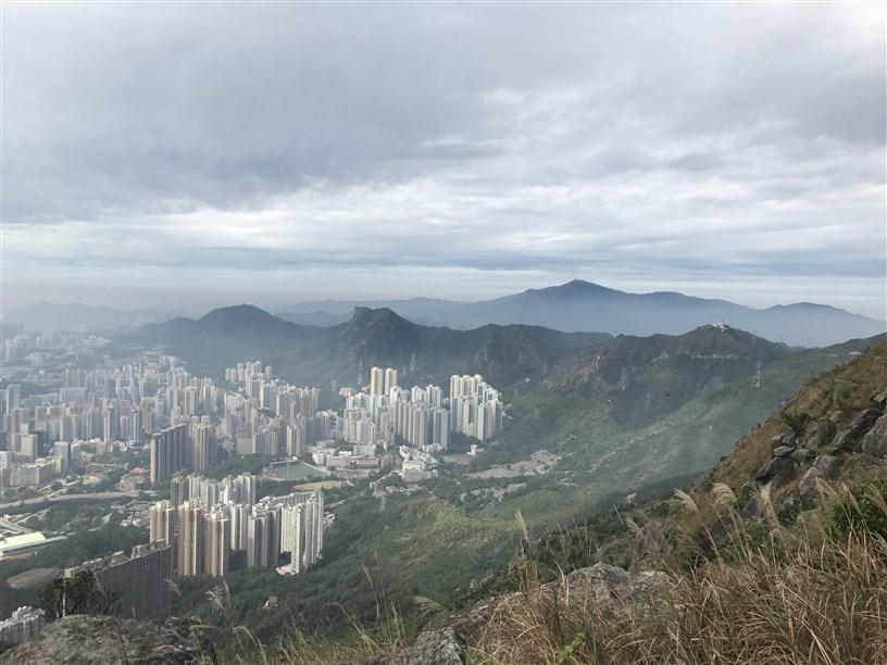 Hiking 26.11.2017 Kowloon Peak (20)