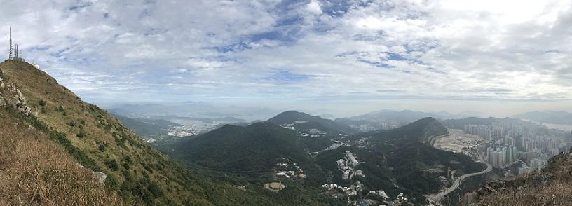 Hiking 26.11.2017 Kowloon Peak (21)