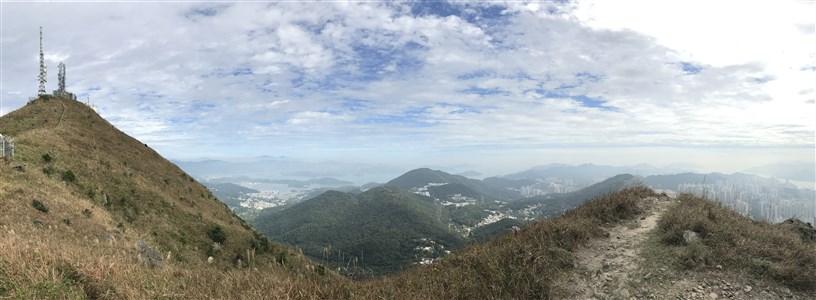 Hiking 26.11.2017 Kowloon Peak (23)