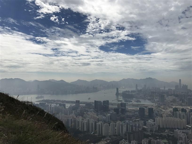 Hiking 26.11.2017 Kowloon Peak (32)