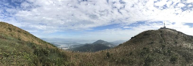 Hiking 26.11.2017 Kowloon Peak (40)