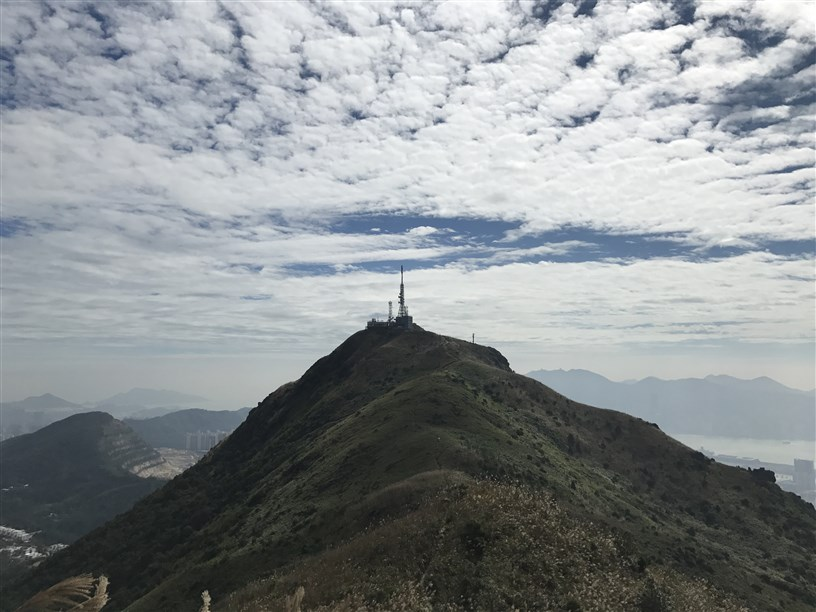 Hiking 26.11.2017 Kowloon Peak (45)