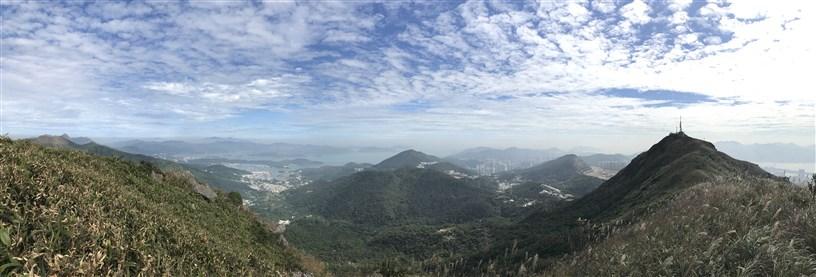 Hiking 26.11.2017 Kowloon Peak (46)