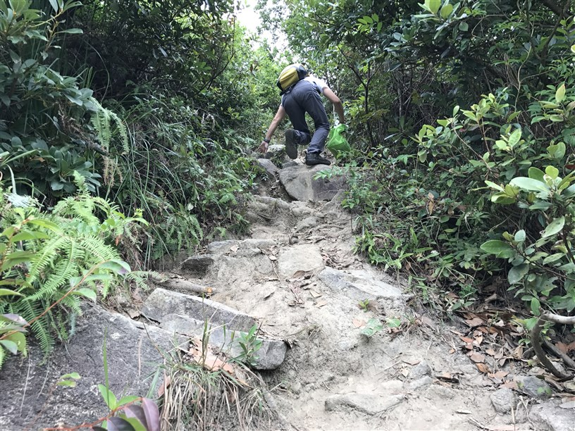 Hiking 26.11.2017 Kowloon Peak (5)