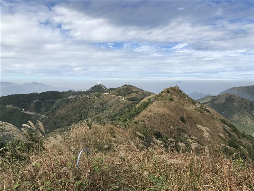 Hiking 26.11.2017 Kowloon Peak (54)
