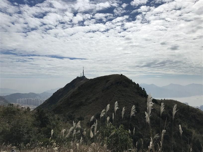 Hiking 26.11.2017 Kowloon Peak (55)