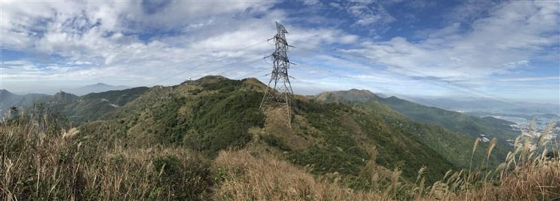 Hiking 26.11.2017 Kowloon Peak (62)