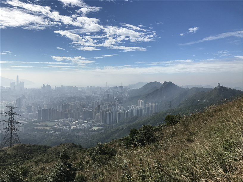 Hiking 26.11.2017 Kowloon Peak (65)