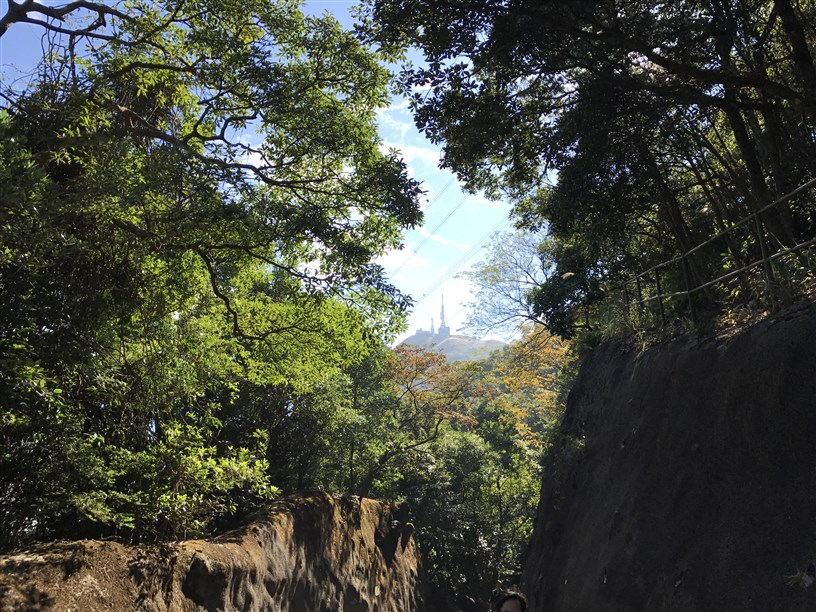 Hiking 26.11.2017 Kowloon Peak (69)