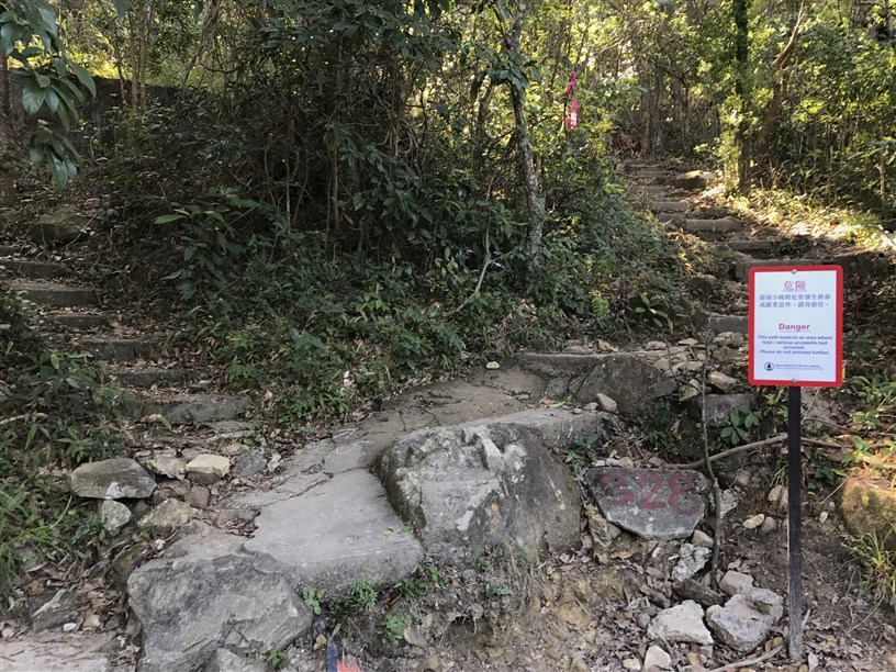 Hiking 26.11.2017 Kowloon Peak (70)