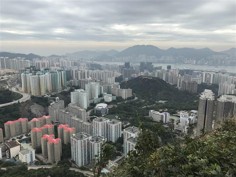 Hiking 26.11.2017 Kowloon Peak (9)