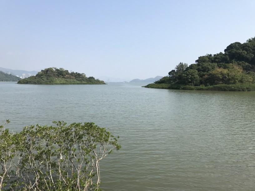 Hiking 6.12.2017 Shek Pan Tam