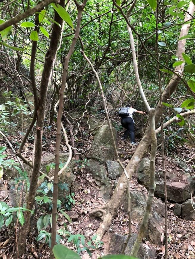 Hiking 21.2.2018 Man Cheung Po (17)