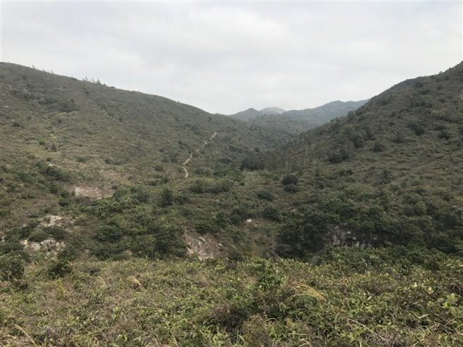 Hiking 21.2.2018 Man Cheung Po (21)