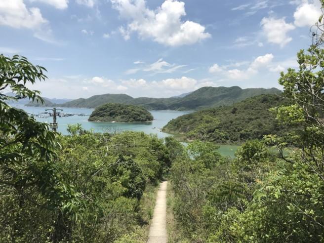 Hiking 19.5.18 Kau Sai Chau (20)