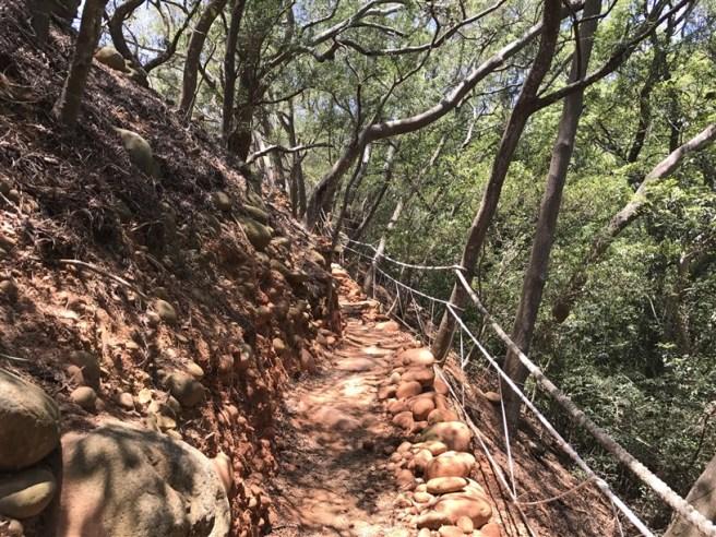 Hiking 16.6.2018 Huoyanshan (22)