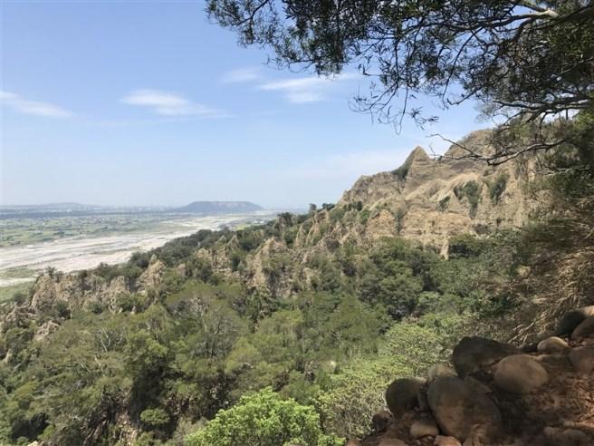 Hiking 16.6.2018 Huoyanshan (24)