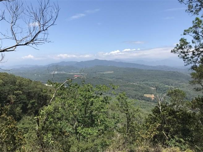 Hiking 16.6.2018 Huoyanshan (41)