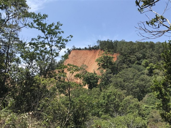 Hiking 16.6.2018 Huoyanshan (42)