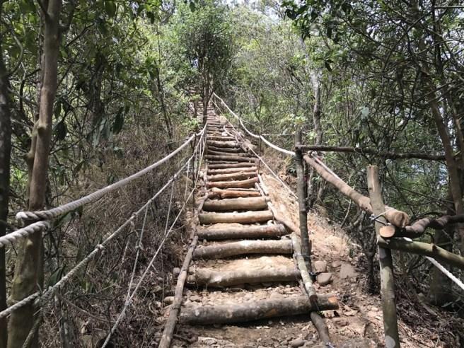 Hiking 16.6.2018 Huoyanshan (51)