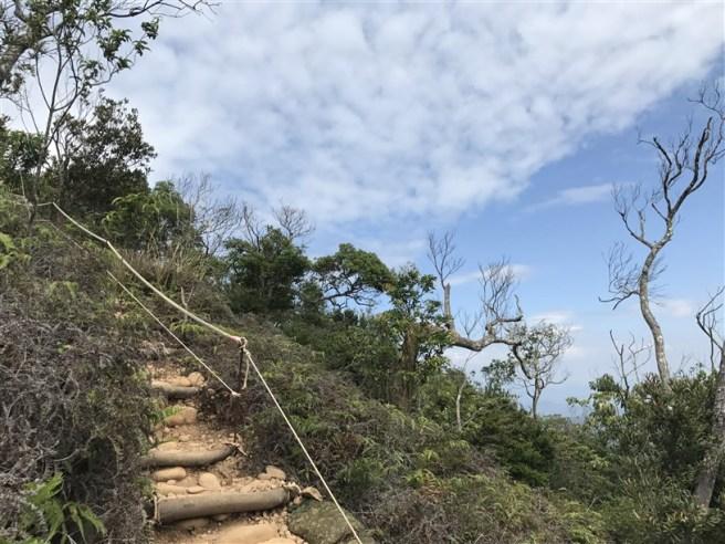 Hiking 16.6.2018 Huoyanshan (56)