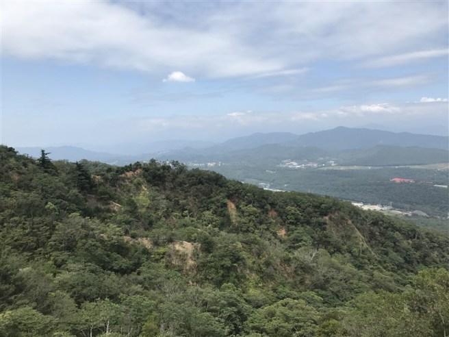 Hiking 16.6.2018 Huoyanshan (57)