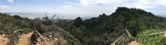 Hiking 16.6.2018 Huoyanshan (60)