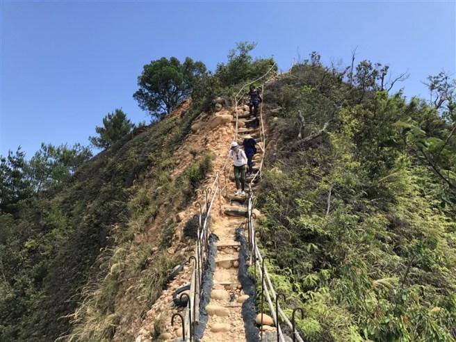 Hiking 16.6.2018 Huoyanshan (61)