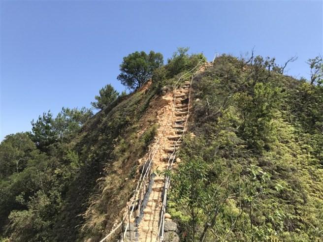 Hiking 16.6.2018 Huoyanshan (62)