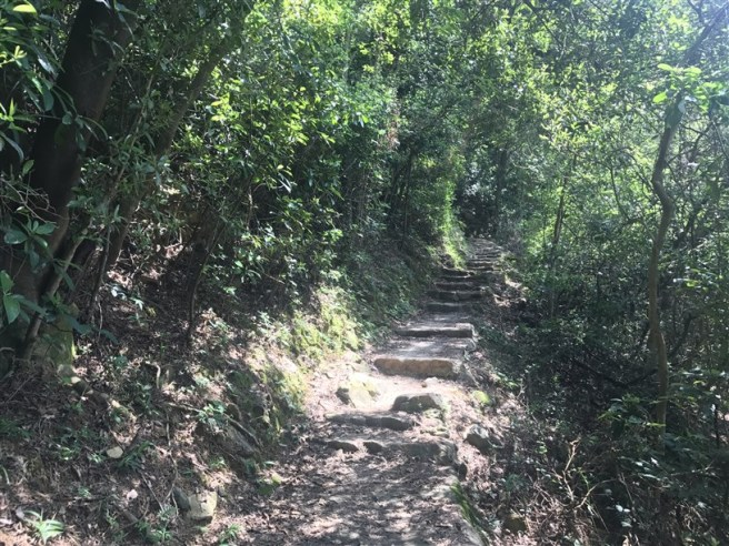 Hiking 1.7.2018 Brides Pool (11)