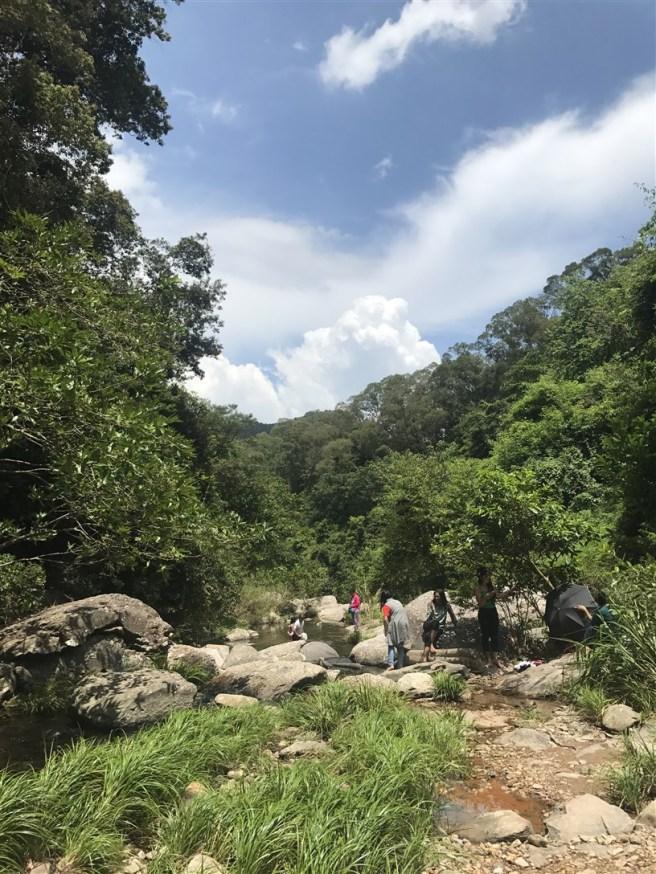 Hiking 1.7.2018 Brides Pool (43)